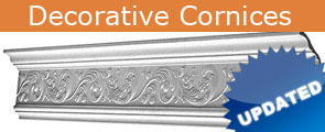 Decorative Cornices